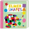 Elmer Shapes: Touch & Trace Book - David McKee (Board book)