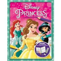 Disney Princess:Tin of Wonder (Novelty book)