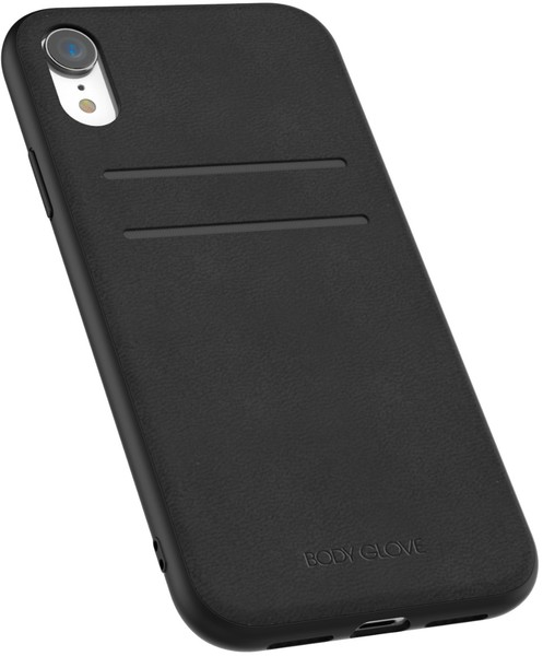 pretty nice cde35 02545 Body Glove Lux Series Credit Card Case for Apple iPhone XR - Black