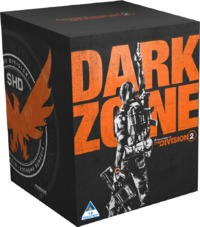 Tom Clancy's The Division 2 - The Dark Zone Edition (Xbox One) - Cover
