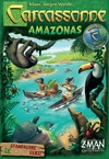 Carcassonne: Amazonas (Board Game)