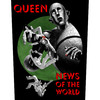 Queen News of the World Back Patch