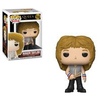 Funko Pop! Rocks - Queen - Roger Taylor Vinyl Figure - Cover