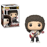 Funko Pop! Rocks - Queen - Brian May Vinyl Figure - Cover