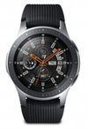 Samsung - Galaxy Watch 1.3 inch BT 46mm - Silver with Black Strap