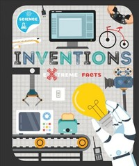 Inventions - Robin Twiddy (Hardcover) - Cover