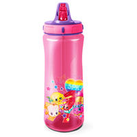 Shopkins Rainbow Celebration Europa Plastic Water Bottle