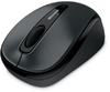 Microsoft - Wireless Mobile Mouse 3500 - Black