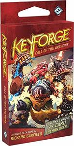 Keyforge: Call of the Archons - Archon Deck (Card Game) - Cover
