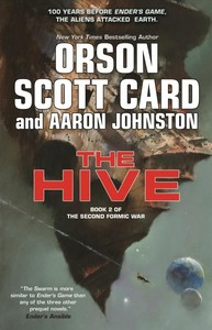 The Hive - Orson Scott Card (Hardcover)