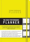 The High Performance Planner - Brendon Burchard (Paperback)