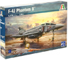 Italeri - 1/48 - F-4J Phantom II (Plastic Model Kit)