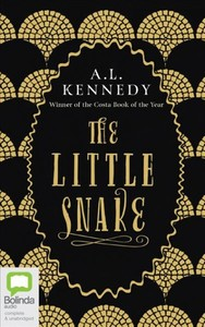 The Little Snake - A. L. Kennedy (CD/Spoken Word) - Cover