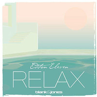 Blank & Jones - Relax Edition Eleven (CD) - Cover