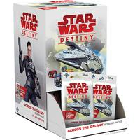 Star Wars: Destiny - Across the Galaxy Booster Display (Collectible Dice Game)