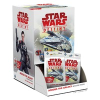 Star Wars: Destiny - Across the Galaxy Booster Display (Collectible Dice Game) - Cover