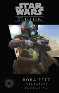 Star Wars: Legion - Boba Fett Operative Expansion (Miniatures) - Cover