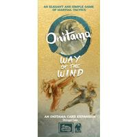 Onitama - Way of the Wind Expansion (Board Game)