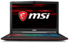 MSI GP63 Leopard 8RE i7-8750H 16GB RAM 256GB SSD 1TB HDD  nVidia GeForce GTX 1060 15.6 Inch IPS FHD Gaming Notebook
