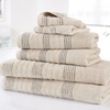 Spa Towel Bale - Taupe (6pc)