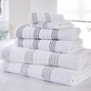 Spa Towel Bale - White (6pc)