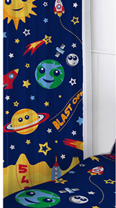 Space Curtains (72 Inch) - Cover