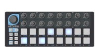 Arturia BeatStep Black Edition Compact Pad Controller and Sequencer - Black (Limited Edition) - Cover