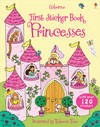 First Sticker Book Princesses - Jessica Greenwell (Paperback)