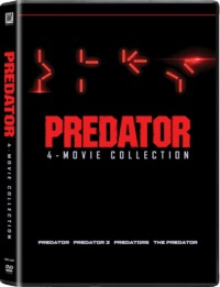 Predator 4-Movie Collection (DVD)