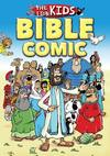 Lion Kids Bible Comic (Paperback)
