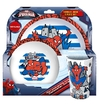 Ultimate Spiderman - Dinner Set (3pc)