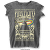 Pink Floyd Carnegie Hall Women's Charcoal T-Shirt (X-Large)