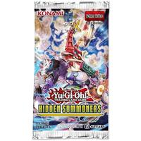 Yu-Gi-Oh! - Hidden Summoners Single Booster (Trading Card Game)