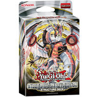 Yu-Gi-Oh! - Cyber Dragon Revolution Structure Deck (Trading Card Game)