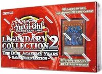 Yu-Gi-Oh! - Legendary Collection 2: The Duel Academy Years - Gameboard Edition (Trading Card Game) - Cover