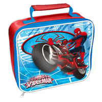 Spiderman - Lunch Bag - Cover