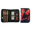 Spiderman - Single Zip Filled Pencil Case