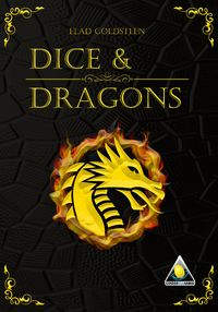 Dice & Dragons (Dice Game) - Cover