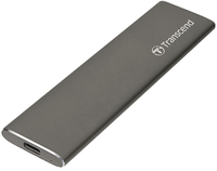 Transcend - StoreJet 600 480GB Portable USB 3.1 External SSD
