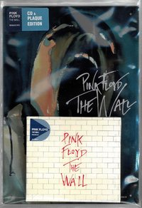 Pink Floyd - The Wall CD & Wall Plaque (CD) - Cover