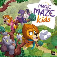 Magic Maze Kids (Board Game)