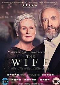 The Wife (DVD) - Cover