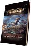 Kings of War: Vanguard - Rulebook (Miniatures)