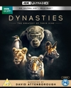 Dynasties (4K Ultra HD + Blu-ray)