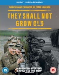 They Shall Not Grow Old (Blu-ray) - Cover