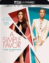 Simple Favor (Region A - 4K Ultra HD + Blu-Ray)