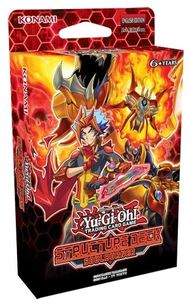 Yu-Gi-Oh! - Soulburner Structure Deck (Trading Card Game) - Cover