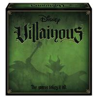Villainous (Board Game)