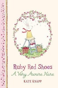 Ruby Red Shoes - Kate Knapp (Hardcover) - Cover