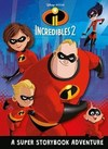 Incredibles 2: (Hardcover) Cover